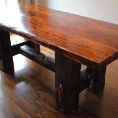 Farmhouse Kitchen Tables Pantry Organizer Custom Made Farm Table By Reclaimed State | Custommade.com