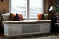 Hand Made Custom Window Seat Bench Cushion by Hearth And ...