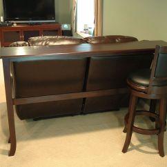 Long Sofa Bar Table Wooden Set Corner Custom Made By It Be Nice Custommade