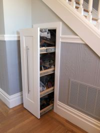 Hand Crafted Shoe Cabinet by SpenchCraft