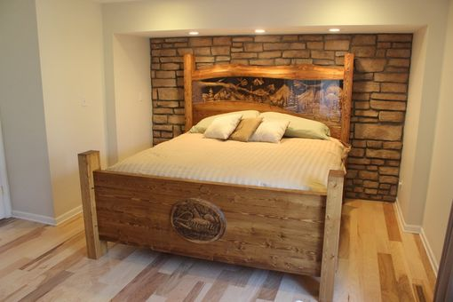 Hand Made Custom Beds