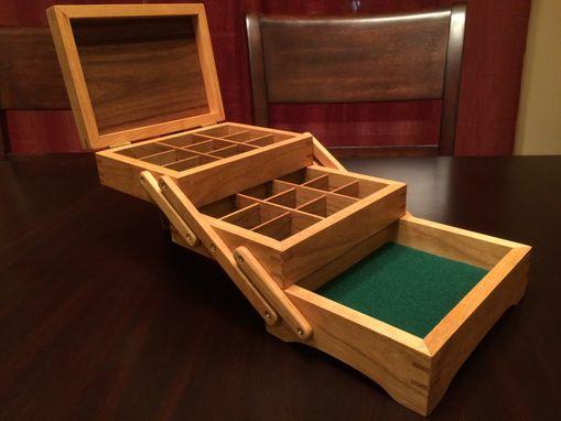 Handmade FoldOut Jewelry Box by inhim studio  CustomMadecom