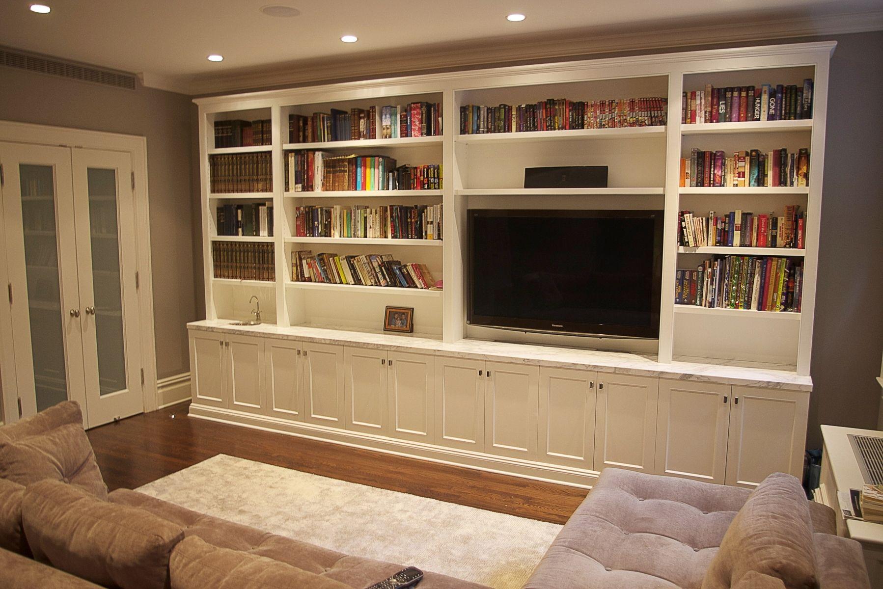 custom made living room furniture lake house photos media unit by codfish park design llc