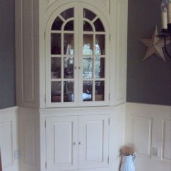 Windsor Style Chairs Chair Exercises For Seniors With Arthritis Hand Crafted Corner Hutch By Wood Connections Llc. Custom Woodworking And ...