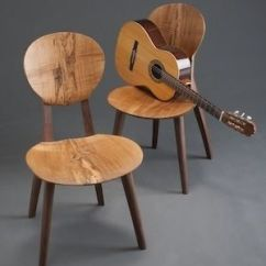 Guitar Playing Chair Potty Chairs For Babies Hand Crafted Sonus By Brian Boggs Chairmakers Custom Made