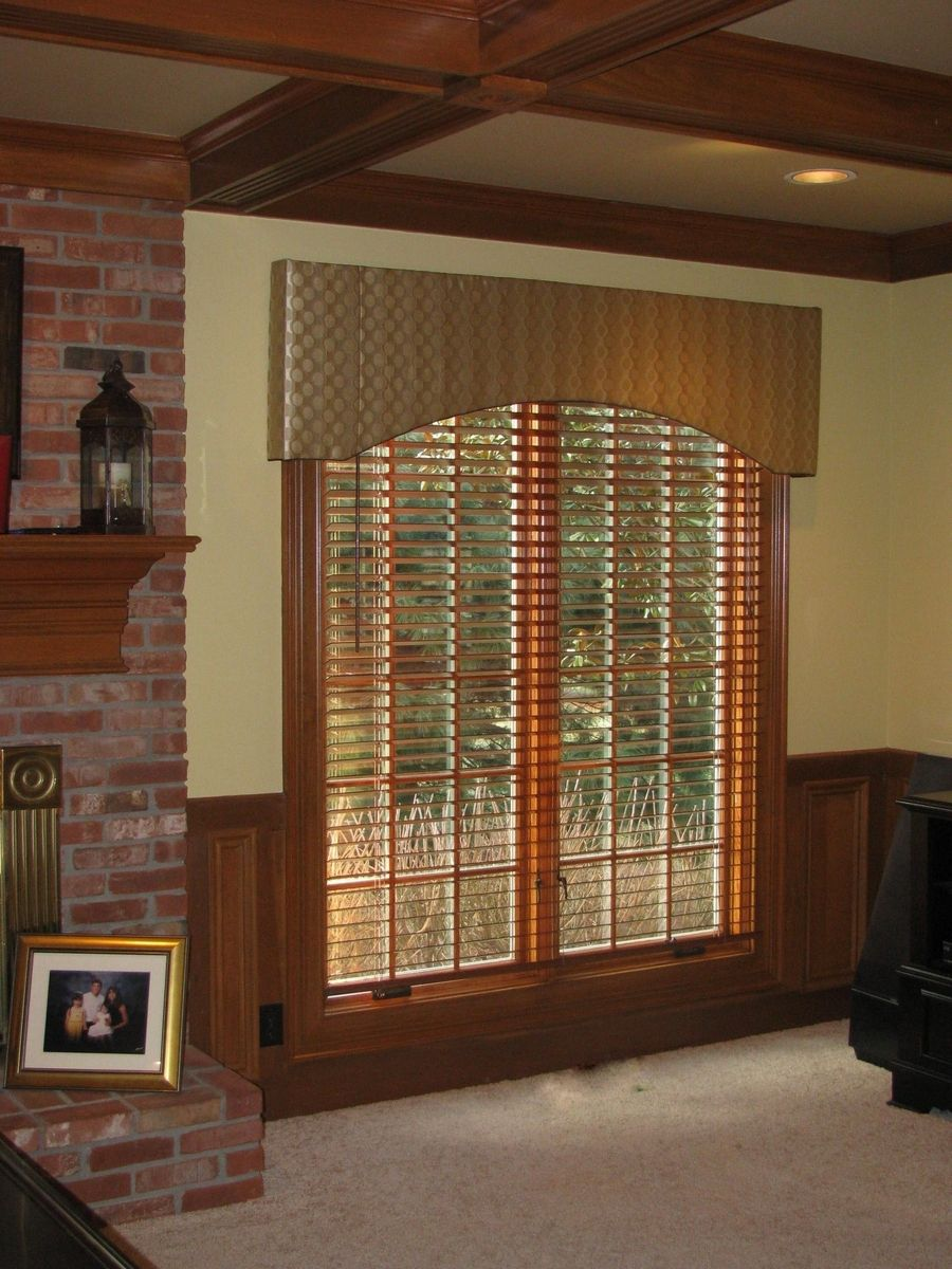 Custom Made Cornice Boards by The Well Dressed Window  CustomMadecom