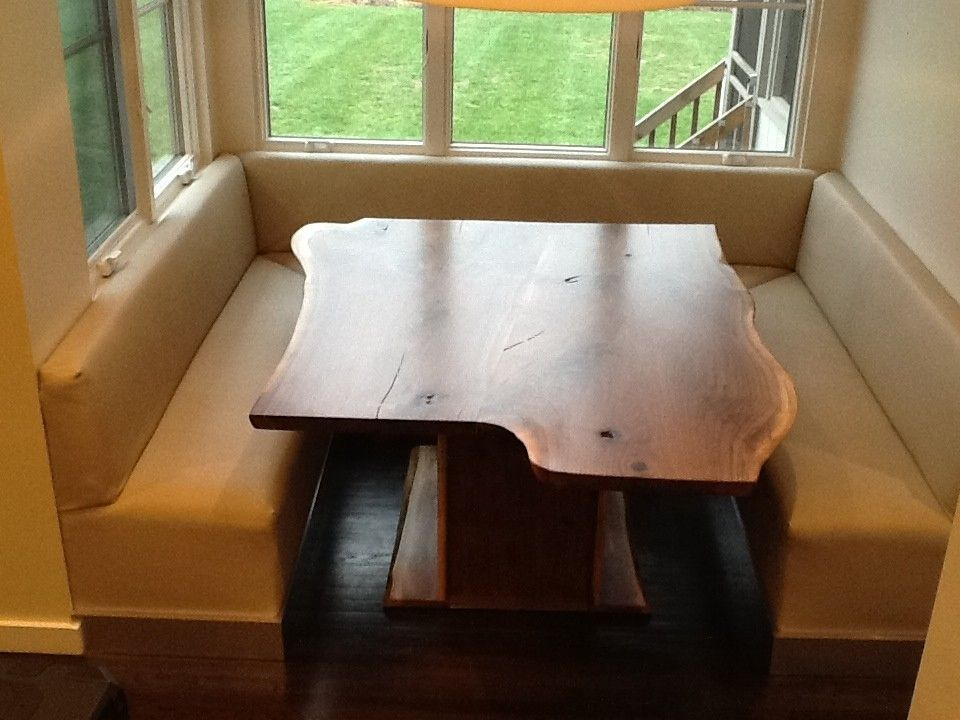 Hand Made Booth Table By Rustic Elegance