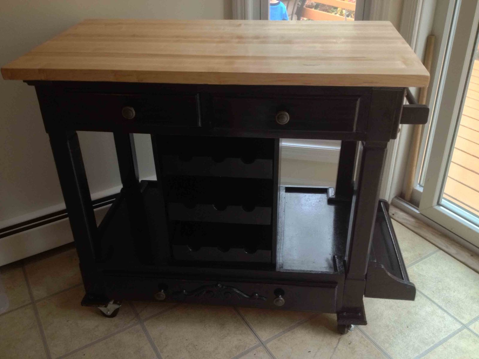 kitchen work station ikea bar custom portable workstation by all solid wood furniture made