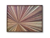 Hand Made Reclaimed Wood Wall Art Custom Made Wood