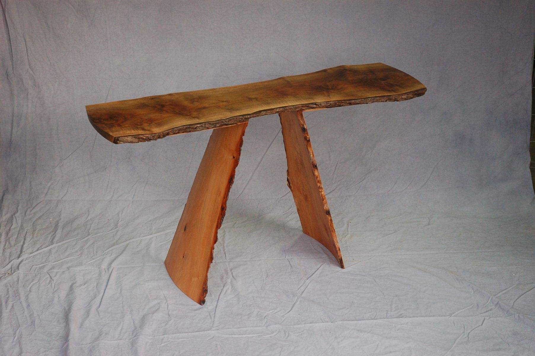 custom made sofa tables full size sleeper slipcover akira table by holzer ames furniture