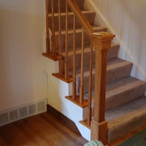 Custom Railings And Handrails Custommade Com | Custom Handrails Near Me | Wood | Balcony | Deck Railing | Powder Coating | Steel
