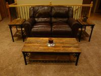 Handmade Western Coffee Table And End Tables by Willow ...