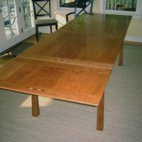 Hand Crafted 'Dutch Pull Out' Dining Table by Joseph ...