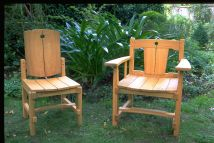 custom cypress outdoor chairs