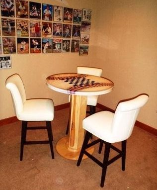 kitchen tables austin refinish cabinets custom ultimate baseball man cave table by vail ...