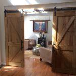 Custom Reclaimed Wood Rustic Barn Doors By Carolina Wood Designs Custommade Com