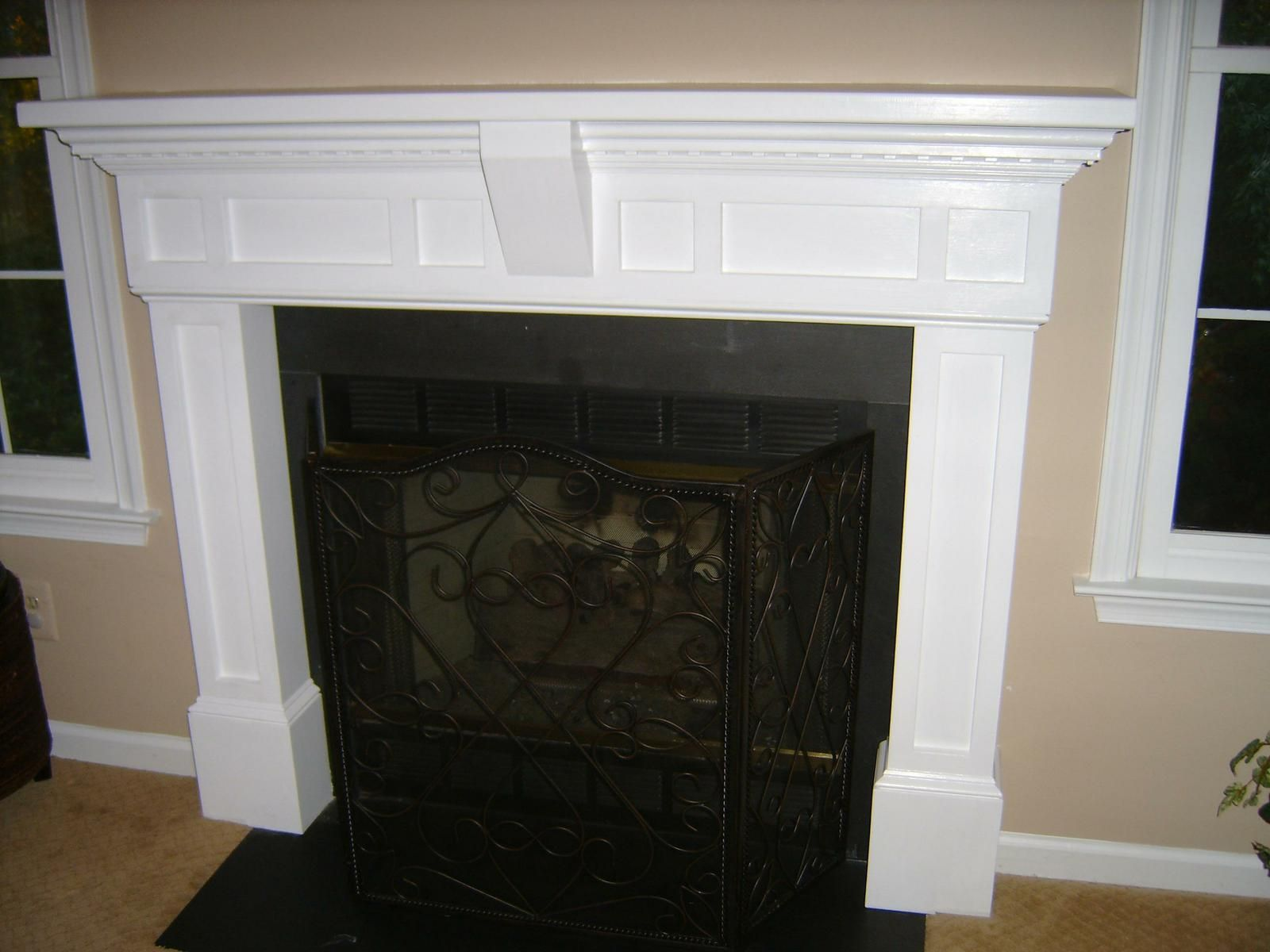 Custom Fireplace Mantel by Sdg Home Solutions  CustomMadecom