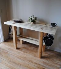 Custom Made Kitchen/Chef's Prep Table by bolderELEMENTS ...