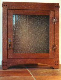 Custom Made Bathroom Medicine Cabinet by Rossi Custom ...