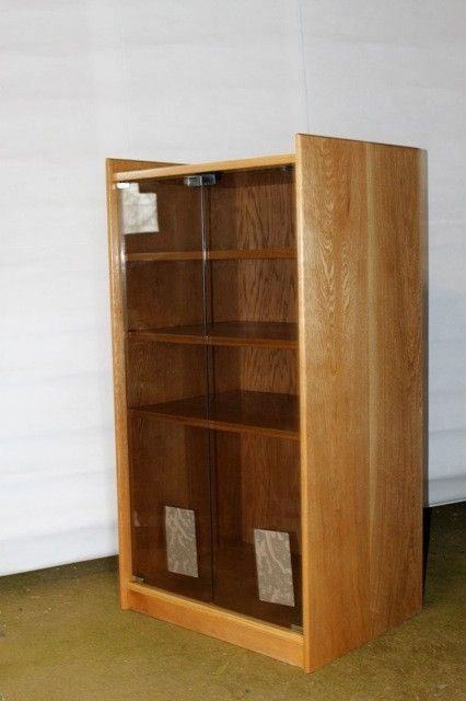 Custom Made Stereo Cabinet by Lejadesigns  CustomMadecom