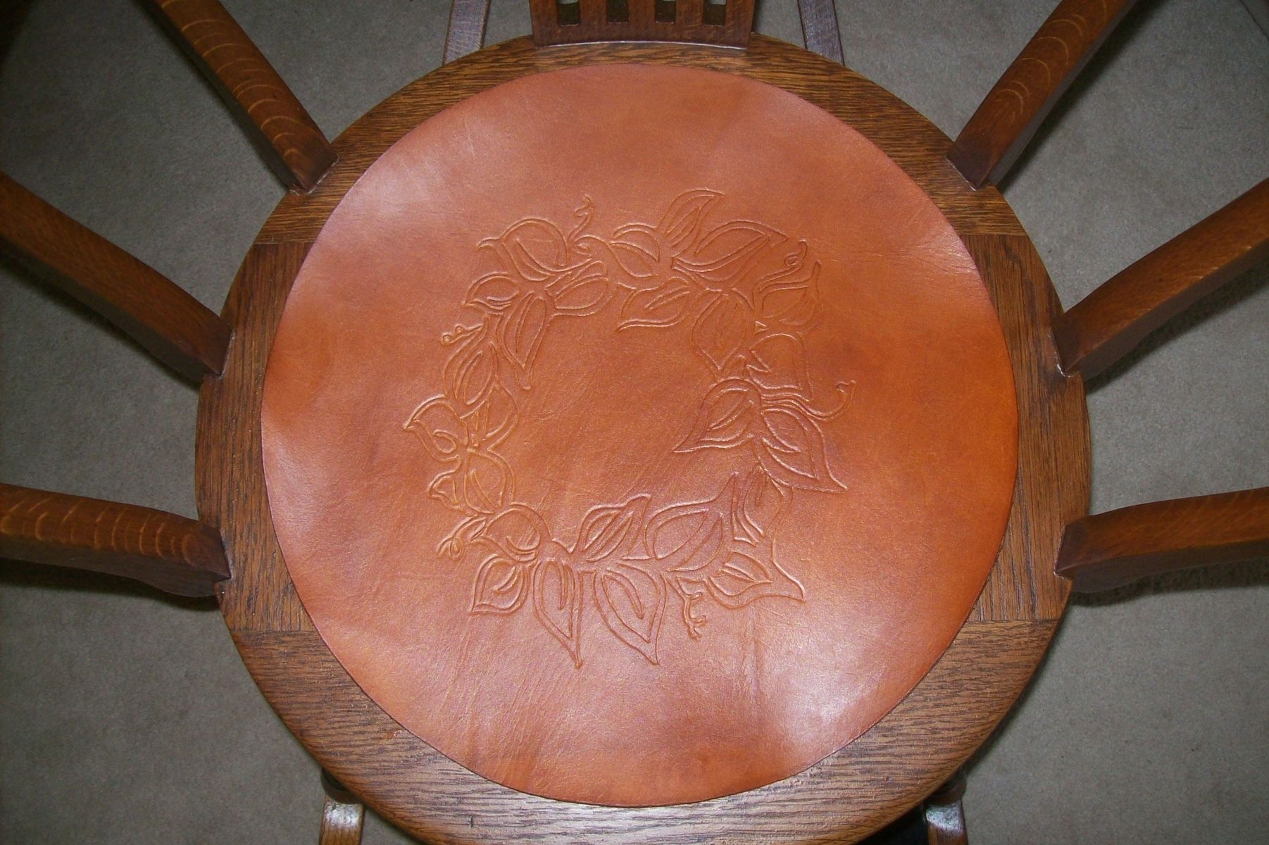 antique rocking chair leather seat dining room covers dublin buy a hand crafted rocker that had