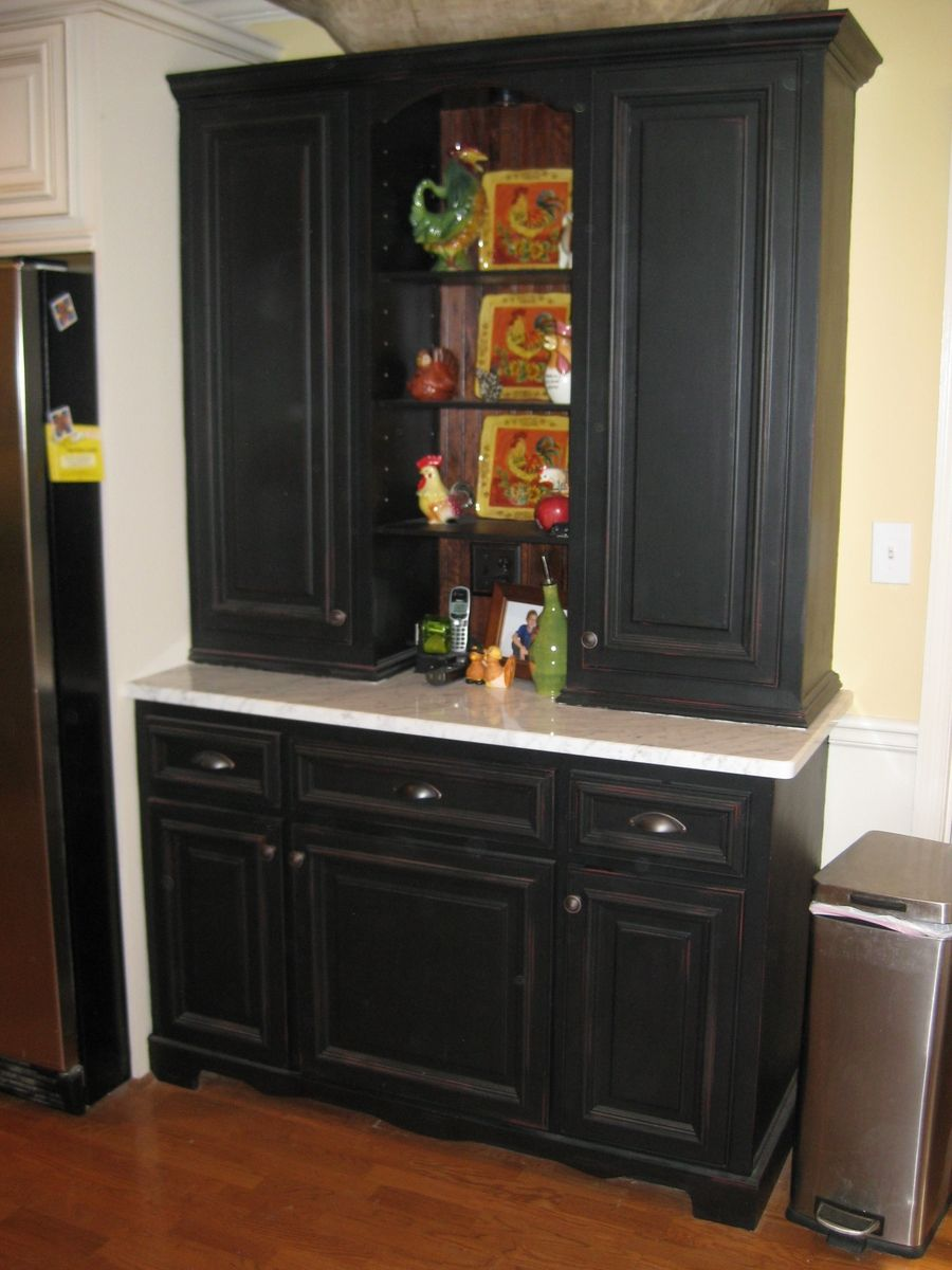 Handmade Kitchen Hutch by Ken Witkowski Enterprises