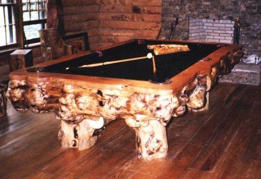 Rustic Pool Table Lights