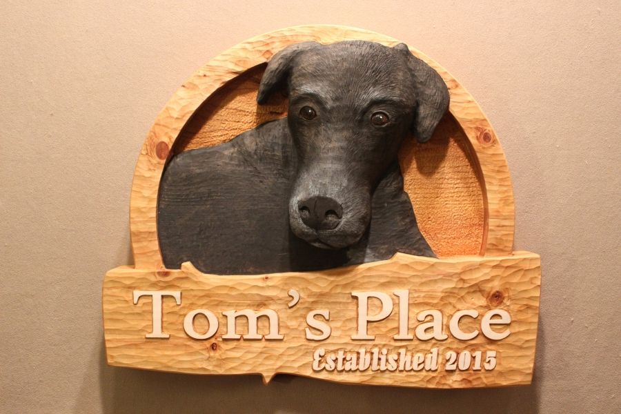 Handmade Dog Signs  Pet Signs  Cat Signs  Dog Memorials