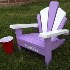 Childrens Adirondack Chair Plastic Baby High Chairs At Target Hand Made Children S By Shawn Woodworking Custom
