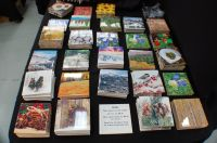 Custom Ceramic Coasters by Rocky Mountain Tile Photography ...