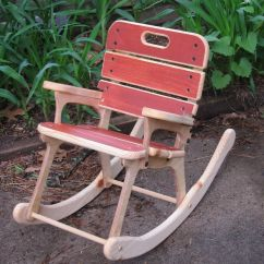 Handmade Rocking Chairs Beach Chair Cup Holder Replacement Buy A Hand Crafted Childs Made To