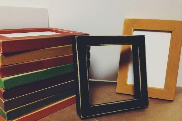 Custom Instagram Frames - 4x4 5x5 6x6 8x8 10x10 8x10 5x7 4x6 Colorful