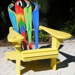 Modern Style Adirondack Chairs Cheap Study Desk And Chair Custom - Parrot Design By Island Time | Custommade.com