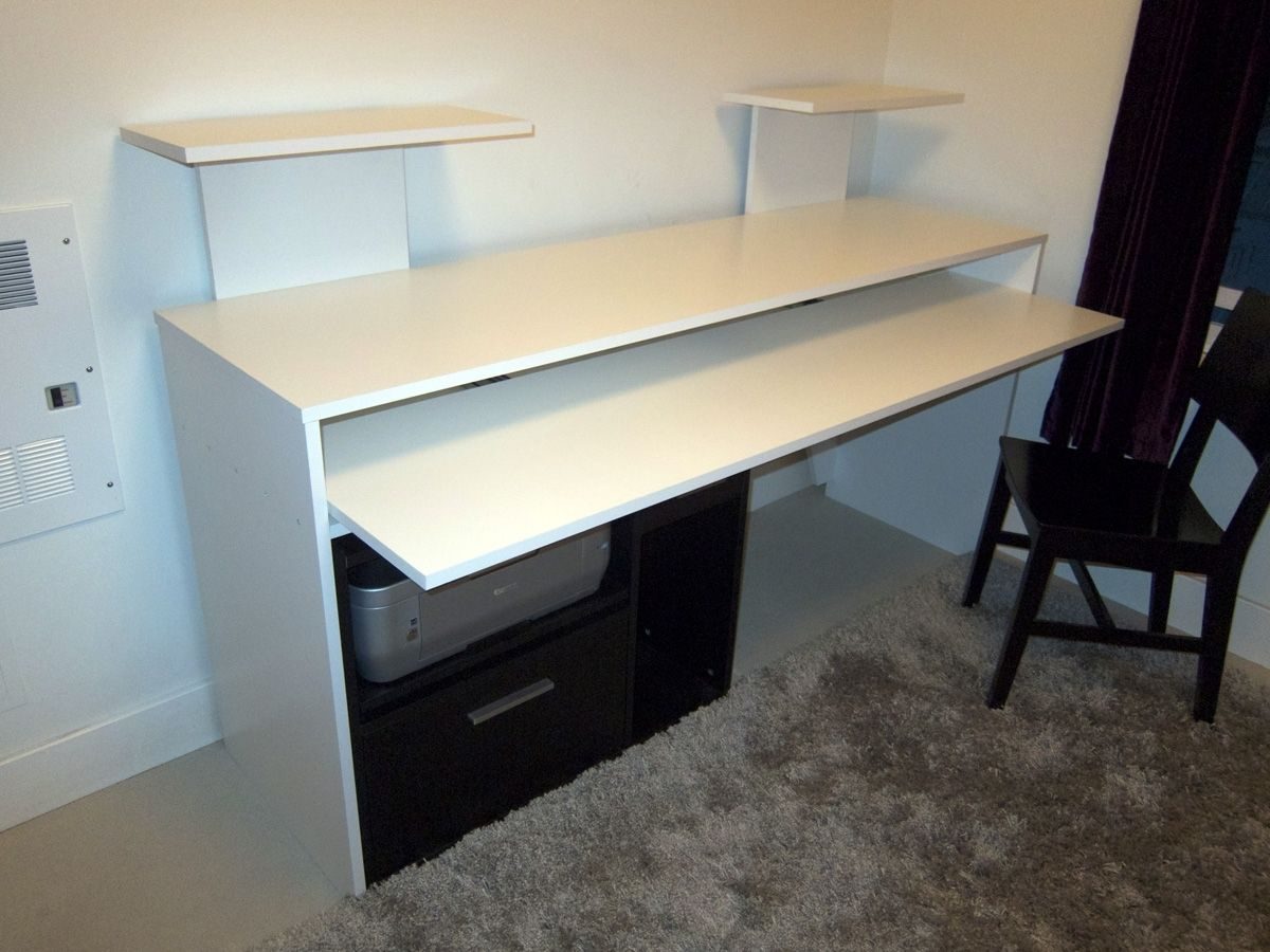 Handmade Desk And Dj Console by SpenchCraft  CustomMadecom