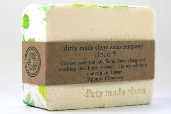 Custom -natural Soap Dirty Clean Company