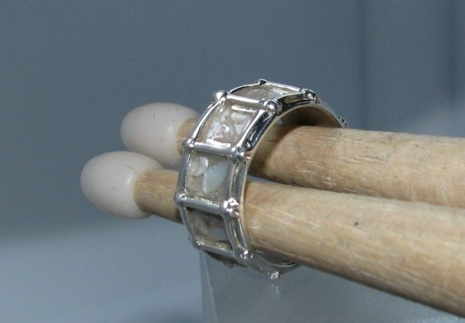 Hand Made Snare Drum Ring by Distinct Jewellery Designs  CustomMadecom