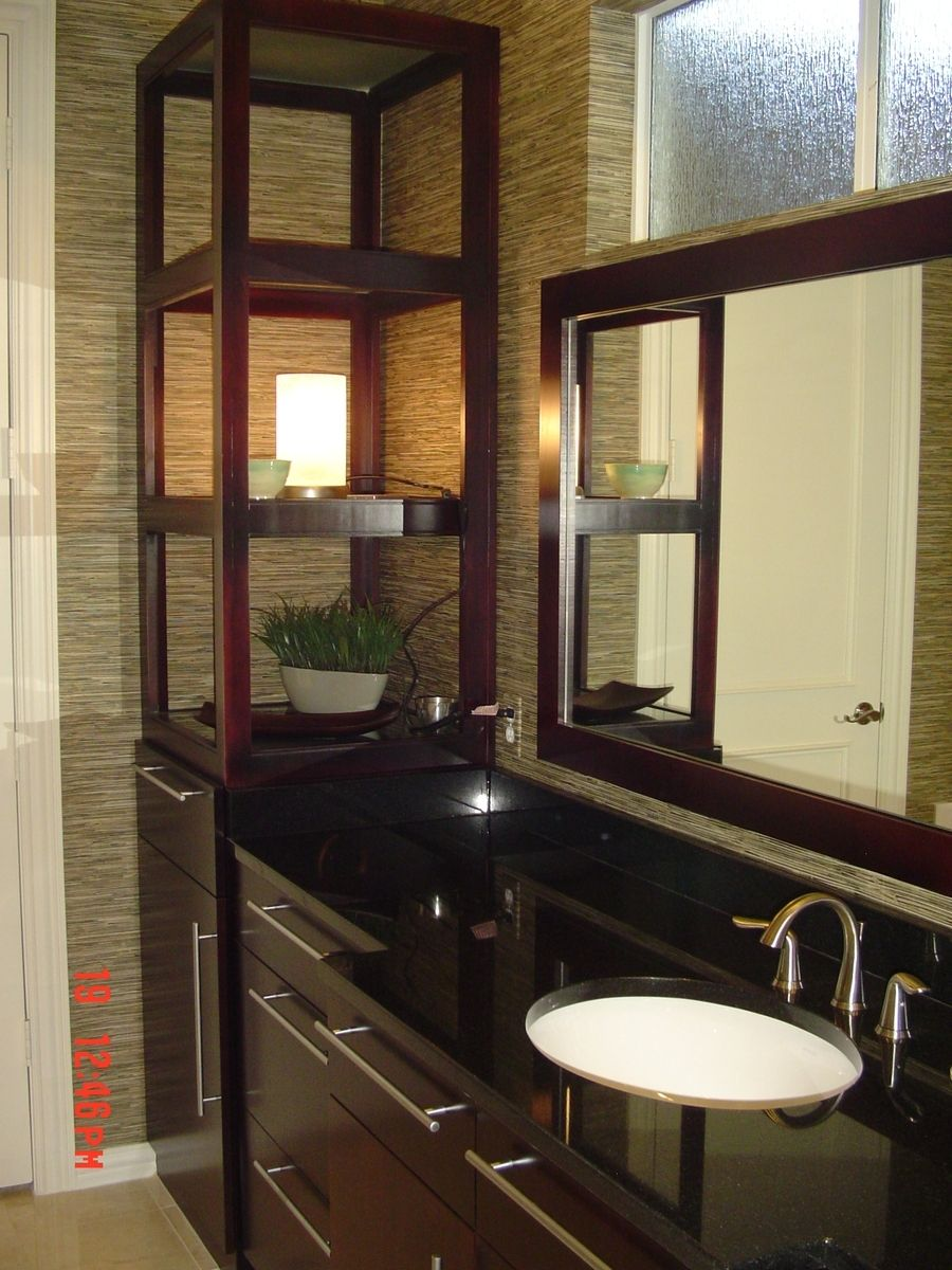 Handmade Master Bath Remodel  Plano Texas by Royals Remodeling  Design Company  CustomMadecom