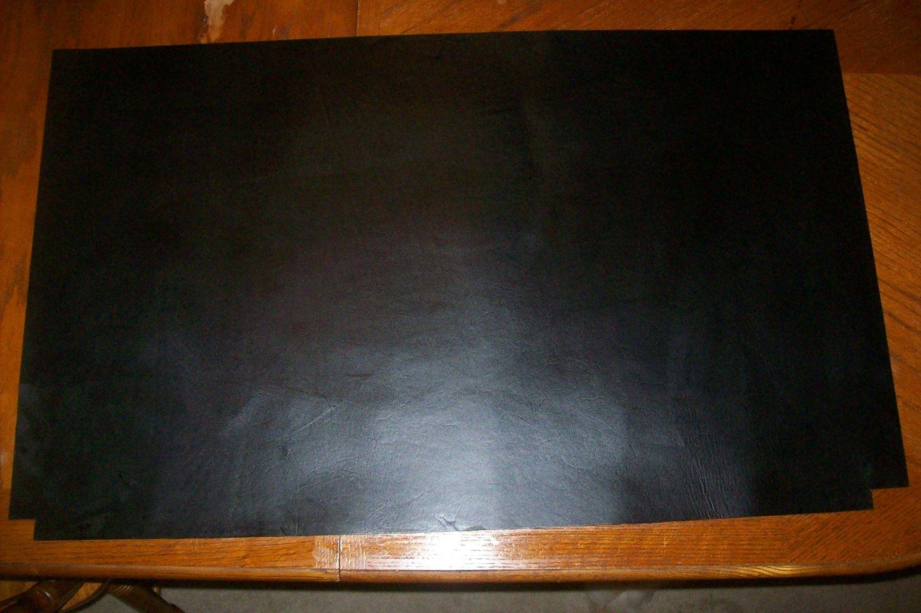 Handmade Custom Leather Desk Pad by Kerrys Custom Leather