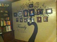 Custom Family Tree Large Wall Mural by Reclaimed Layne ...