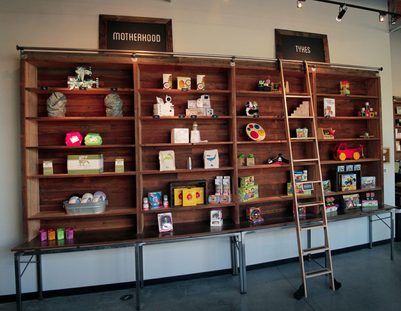 Custom Wollnicks General Store by Old Hat Workshop