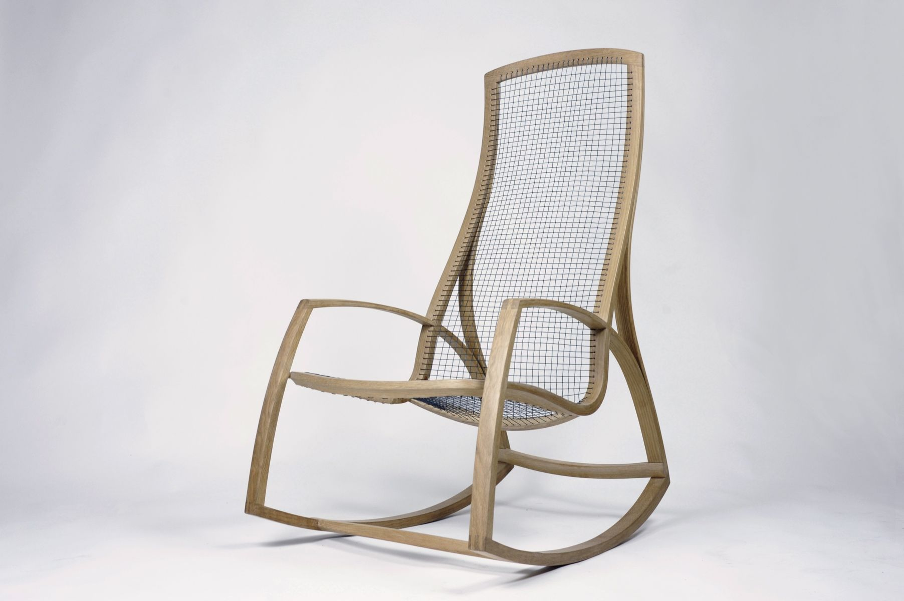 Custom Rocking Chairs Handmade Rocking Chair No 2 By Reed Hansuld Fine