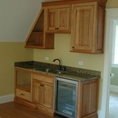 Acrylic Kitchen Cabinets Supplies Online Custom Hickory By Corners Llc | Custommade.com