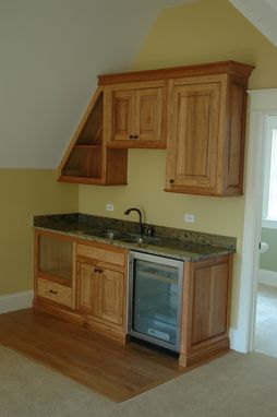 hickory cabinets kitchen drawers for custom by corners llc | custommade.com