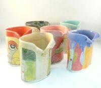 Buy a Handmade Ceramic Pencil Holder Desk Organizer ...