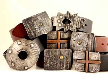 Custom Hand Forged Belt Buckles Limited Edition By David Browne Metal Design