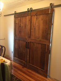 Custom Rustic Barn Door by M.Karl, LLC | CustomMade.com
