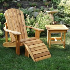 Kids Adirondack Chair And Table Set With Umbrella Lazy Boy Chairs Hand Crafted Leg Rest Side