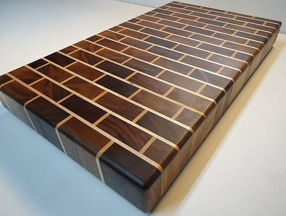 Make Butcher Block Cutting Board