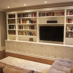 living room built in wall units floor tiles color for custom made tv media unit