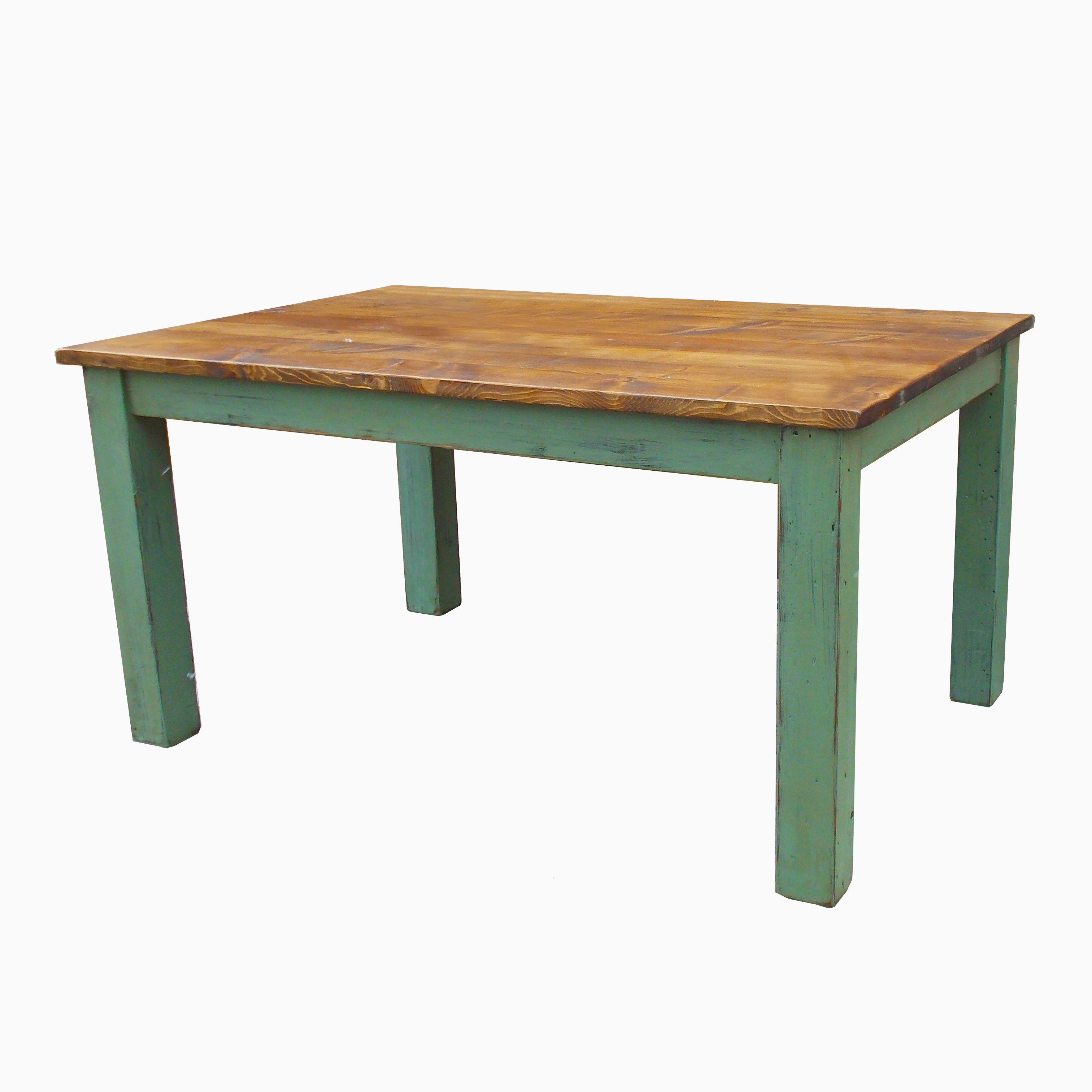 Hand Crafted Barnwood Farmhouse Dining Table by PAULS